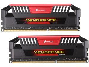 CORSAIR Vengeance Pro 16GB (2 x 8GB) 240-Pin DDR3 SDRAM DDR3 2400 (PC3 19200) Desktop Memory Model CMY16GX3M2A2400C11R