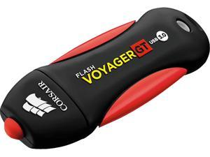 Corsair 32GB Voyager GT USB 3.0 Flash Drive, Speed Up to 240MB/s (CMFVYGT3B-32GB)