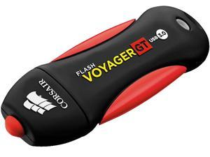 Corsair 64GB Voyager GT USB 3.0 Flash Drive, Speed Up to 240MB/s (CMFVYGT3B-64GB)