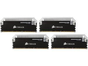 CORSAIR Dominator Platinum 32GB (4 x 8GB) 240-Pin DDR3 SDRAM DDR3 2400 (PC3 19200) Desktop Memory Model CMD32GX3M4A2400C11