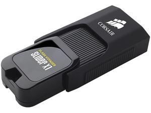 Corsair 256GB Voyager Slider X1 USB 3.0 Flash Drive, Speed Up to 130MB/s (CMFSL3X1-256GB)