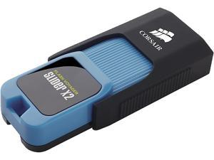 Corsair 256GB Voyager Slider X2 USB 3.0 Flash Drive, Speed Up to 200MB/s (CMFSL3X2-256GB)