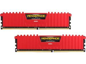 CORSAIR Vengeance LPX 16GB (2 x 8GB) 288-Pin DDR4 SDRAM DDR4 3000 (PC4 24000) Desktop Memory Model CMK16GX4M2B3000C15R
