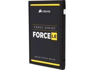"Corsair Force LE 2.5"" 240GB SATA III TLC Internal Solid State Drive (SSD) CSSD-F240GBLEB"