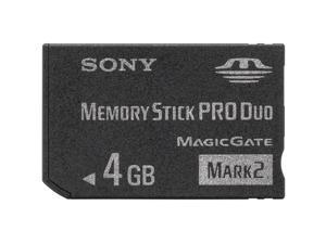 Sony 4 GB Memory Stick PRO Duo