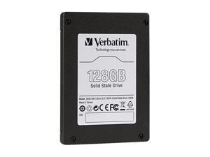 """Verbatim 2.5"""" 128GB SATA II Internal Solid State Drive (SSD) 47474"""