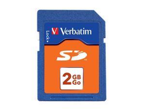 Verbatim 2GB Secure Digital Card