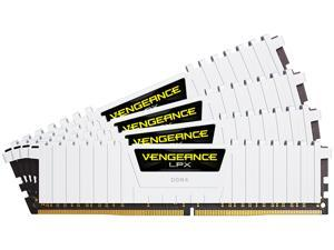 CORSAIR Vengeance LPX 32GB (4 x 8GB) 288-Pin DDR4 SDRAM DDR4 3200 (PC4 25600) Desktop Memory Model CMK32GX4M4B3200C16W