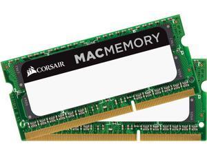 CORSAIR 16GB (2 x 8GB) DDR3L 1866 (PC3L 14900) Unbuffered Mac Memory Model CMSA16GX3M2A1866C11