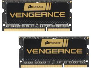 CORSAIR Vengeance Performance 16GB (2 x 8G) 204-Pin DDR3 SO-DIMM DDR3L 1866 (PC3L 14900) Memory (Notebook Memory) Model CMSX16GX3M2C1866C11