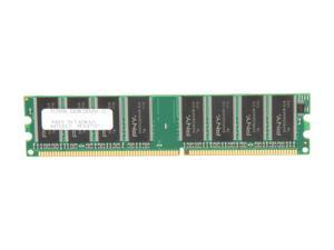PNY Optima 512MB 184-Pin DDR SDRAM DDR 400 (PC 3200) Desktop Memory Model MD0512SD1-400