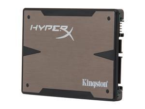 "Kingston HyperX 3K 2.5"" 90GB SATA III MLC Internal Solid State Drive (SSD) (Upgrade Bundle Kit) SH103S3B/90G"