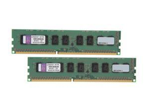 Kingston 8GB (2 x 4GB) 240-Pin DDR3 SDRAM Server Memory  Intel Model KVR13E9K2/8I