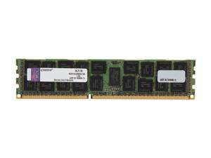 Kingston 16GB 240-Pin DDR3 SDRAM ECC Registered DDR3 1333 Server Memory DR x4 1.35V Intel Model KVR13LR9D4/16I