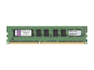 Kingston 2GB 240-Pin DDR3 SDRAM ECC Unbuffered DDR3 1600 Server Memory Intel Model KVR16E11/2I
