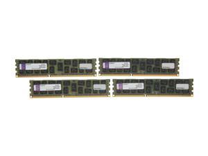 Kingston 32GB (4 x 8GB) 240-Pin DDR3 SDRAM Server Memory DR x4 Model KVR16R11D4K4/32