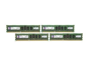 Kingston 16GB (4 x 4GB) 240-Pin DDR3 SDRAM Server Memory SR x4 Model KVR16R11S4K4/16