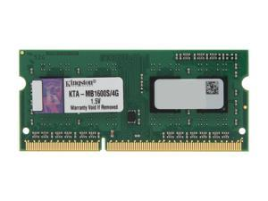 Kingston 4GB DDR3 1600 (PC3 12800) Memory for Apple Model KTA-MB1600S/4G