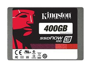 "Kingston SSDNow E100 400GB 2.5"" SATA III Enterprise Solid State Drive SE100S37/400G"