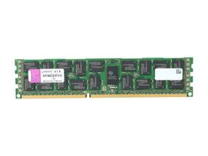Kingston 8GB 240-Pin DDR3 SDRAM DDR3 1333 ECC Registered System Specific Memory Model KTM-SX313LLVS/8G
