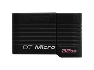 Kingston DataTraveler Micro 32GB Flash Drive