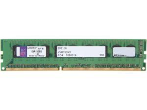 Kingston 2GB 240-Pin DDR3 SDRAM Server Memory Model KVR13E9/2