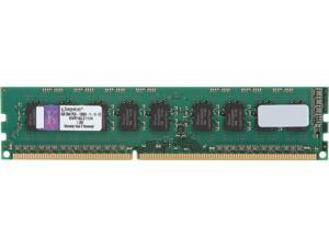 Kingston 4GB 240-Pin DDR3 SDRAM ECC Unbuffered DDR3 1600 (PC3 12800) Server Memory Model KVR16LE11/4