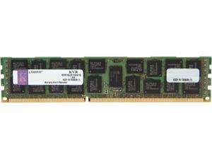Kingston 16GB 240-Pin DDR3 SDRAM ECC Registered DDR3 1600 (PC3 12800) Server Memory Model KVR16LR11D4/16