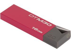 Kingston DataTraveler Mini 3.0 16GB USB 3.0 Flash Drive Model DTM30/16GB