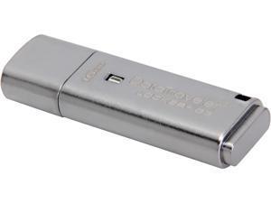 Kingston DataTraveler Locker+ G3 16GB USB 3.0 Flash Drive Model DTLPG3/16GB