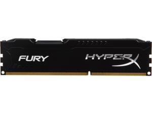 HyperX FURY 4GB 240-Pin DDR3 SDRAM DDR3 1333 (PC3 10600) Desktop Memory Model HX313C9FB/4