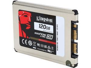 "Kingston SSDNow KC380 1.8"" 120GB Micro-SATA 6Gb/s Internal Solid State Drive (SSD) SKC380S3/120G"