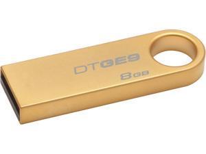 Kingston DataTraveler GE9 8GB USB Flash Drive Model DTGE9/8GB