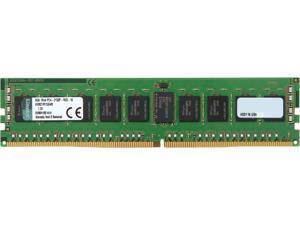 Kingston 8GB 288-Pin DDR4 SDRAM ECC Registered DDR4 2133 (PC4 17000) Server Memory Model KVR21R15S4/8