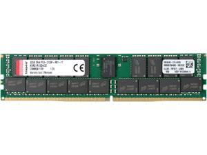 Kingston ValueRAM 32G 288-Pin DDR4 SDRAM ECC Registered DDR4 2133 (PC4 17000) Server Memory Model KVR21R15D4/32