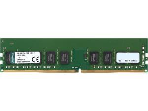 Kingston ValueRAM 4GB 288-Pin DDR4 SDRAM ECC Unbuffered DDR4 2133 (PC4 17000) Server Memory Model KVR21E15S8/4