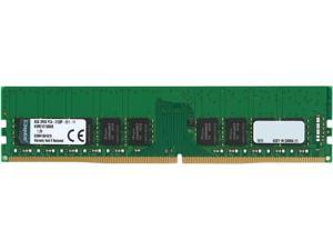 Kingston ValueRAM 8GB 288-Pin DDR4 SDRAM ECC Unbuffered DDR4 2133 (PC4 17000) Server Memory Model KVR21E15D8/8