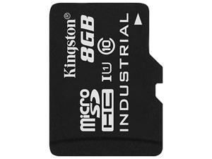 Kingston 8GB microSDHC Industrial Temperature Card Model SDCIT/8GBSP