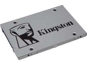 """Kingston SSDNow UV400 2.5"""" 240GB SATA III TLC Internal Solid State Drive (SSD) SUV400S37/240G"""