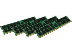 Kingston ValueRAM 64GB (4 x 16GB) DDR4 2400 RAM (Server Memory) ECC Reg DIMM (288-Pin) KVR24R17D8K4/64