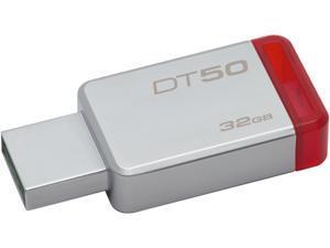 Kingston 32GB DataTraveler 50 USB 3.0 Flash Drive, Speed Up to 110MB/s (DT50/32GB)