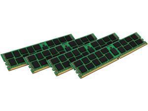 Kingston ValueRAM 64GB (4 x 16GB) DDR4 2400 RAM (Server Memory) ECC Reg DIMM (288-Pin) KVR24R17D8K4/64I (Intel Validated)