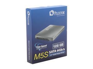 """Plextor M5S Series PX-128M5S 2.5"""" 128GB SATA III Internal Solid State Drive (SSD)"""