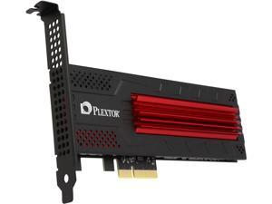 Plextor M6e(A) Black Edition Half-Height, Half-Length (HH-HL) 256GB PCI-Express 2.0 x2 Internal Solid State Drive (SSD) PX-256M6eA-BK