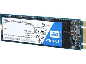 WD Blue M.2 250GB Internal SSD Solid State Drive - SATA 6Gb/s - WDS250G1B0B
