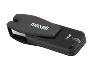 Maxell 16GB 360° USB 2.0 Flash Drive