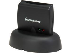 IOGEAR GSR202V 1 card USB 2.0 Vertical USB Smart Card Access Reader TAA