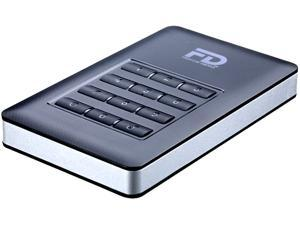 "Fantom Drives DataShield 250GB 2.5"" USB 3.0 External Solid State Drive"