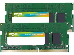Silicon Power 8GB (2 x 4GB) 260-Pin DDR4 SO-DIMM DDR4 2133 (PC4 17000) Laptop Memory Model SP008GBSFU213N22