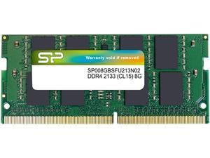 Silicon Power 8GB 260-Pin DDR4 SO-DIMM DDR4 2133 (PC4 17000) Laptop Memory Model SP008GBSFU213N02